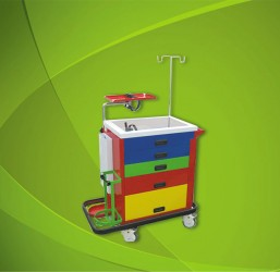 Carts and Trolley(Electro-Galvanized steel sheet)
