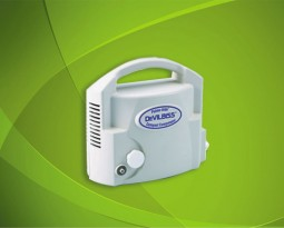The Pulmo-Aide Compact Compressor Nebulizer System