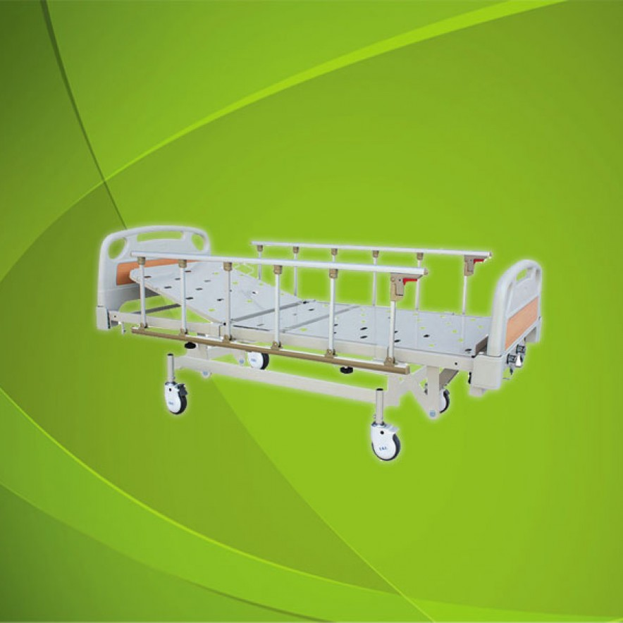 Manual Cranked Bed