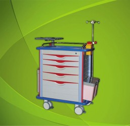Carts and Trolley(ABS and stainless steel construction)